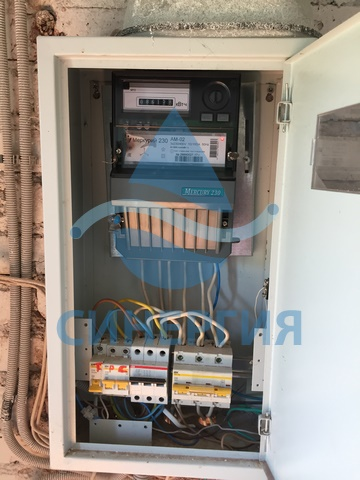 IMG 8318 Монтаж оборудования контроля и учета.