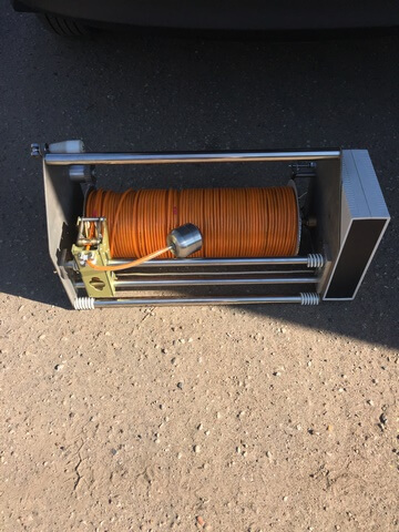 IMG 8334 1.1. Теледиагностика (телеинспекция) скважин.